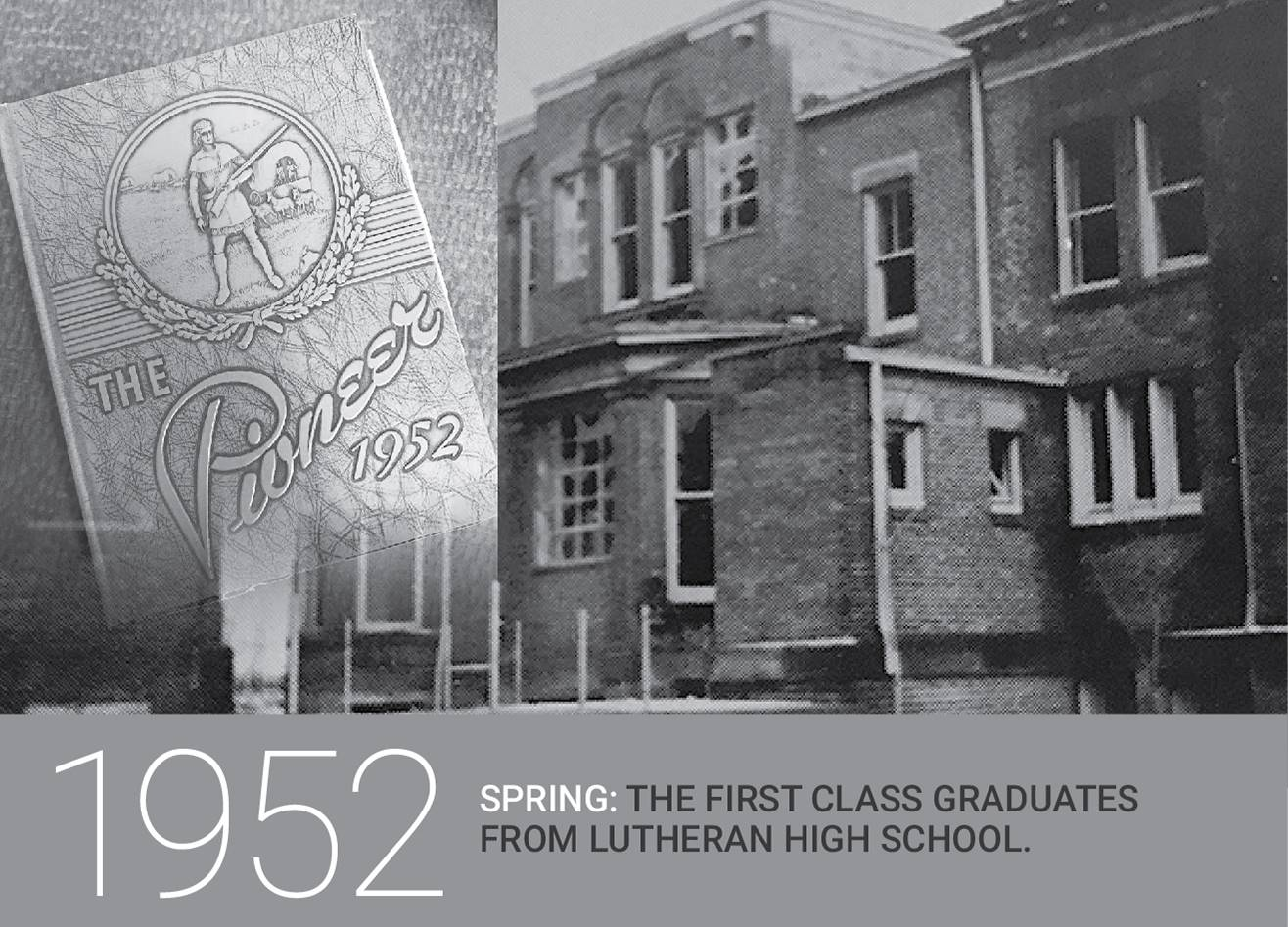 1952_Lutheran-Grads
