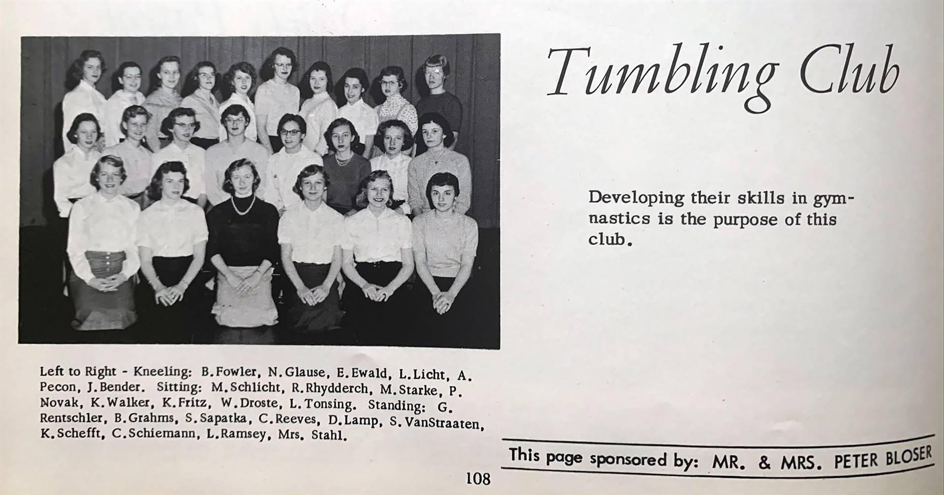 Tumbling-Club