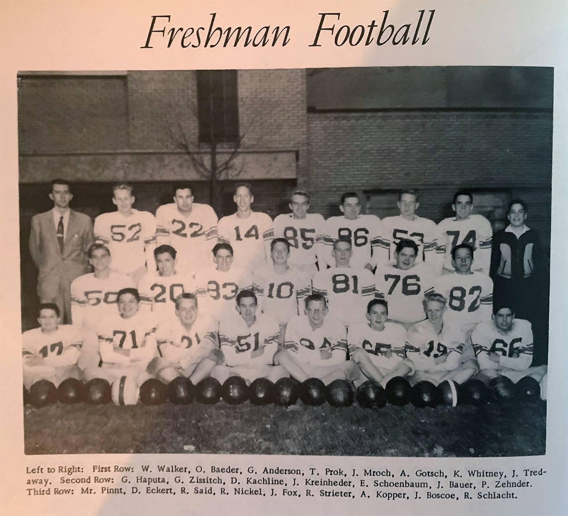 Football-57-Freshmen
