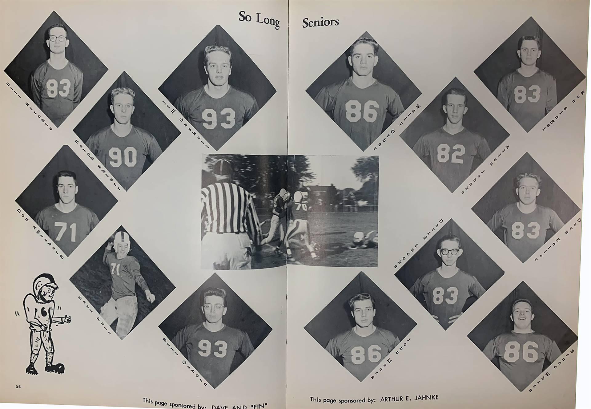 Seniors-Football