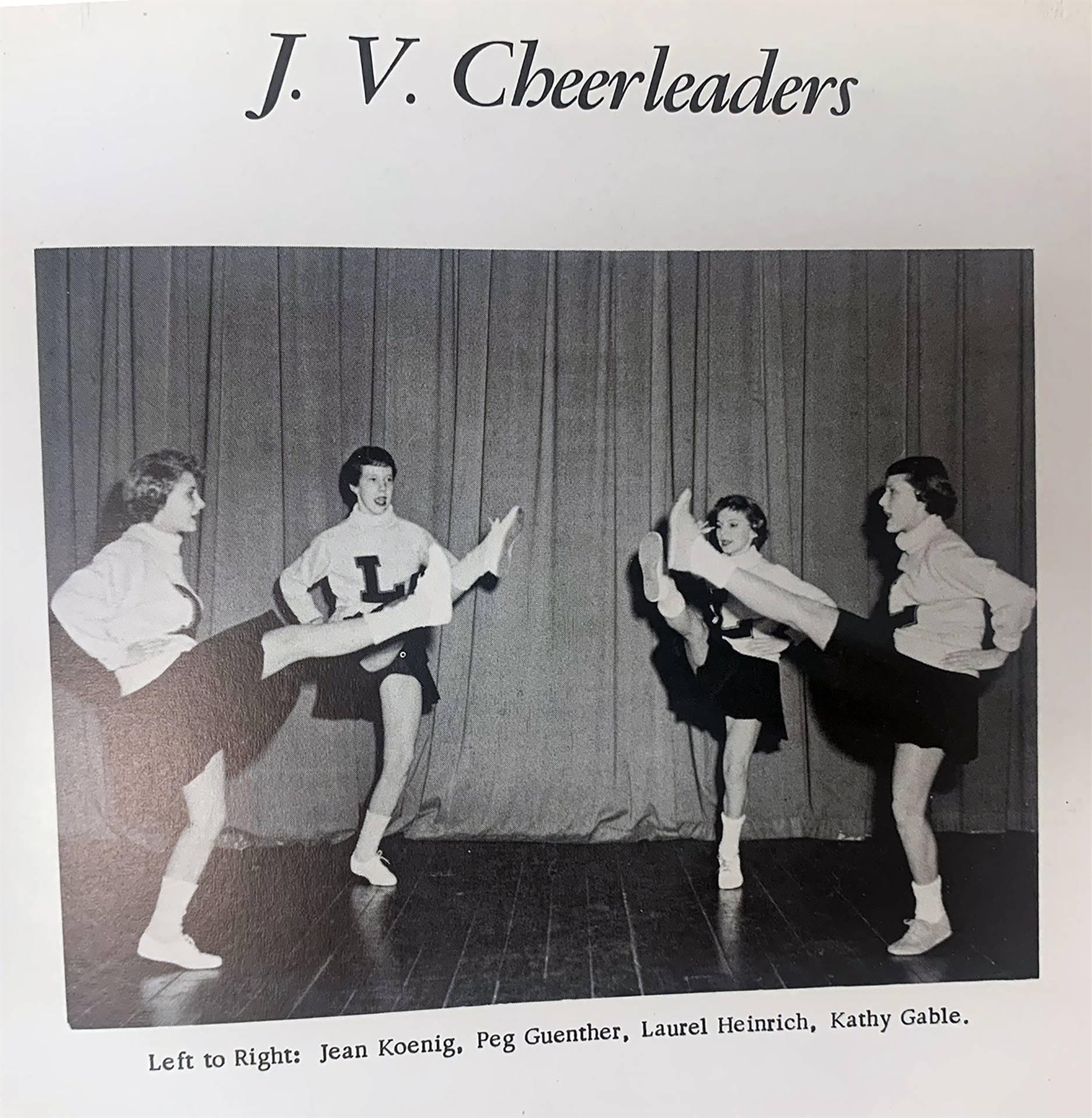 JV-Cheer