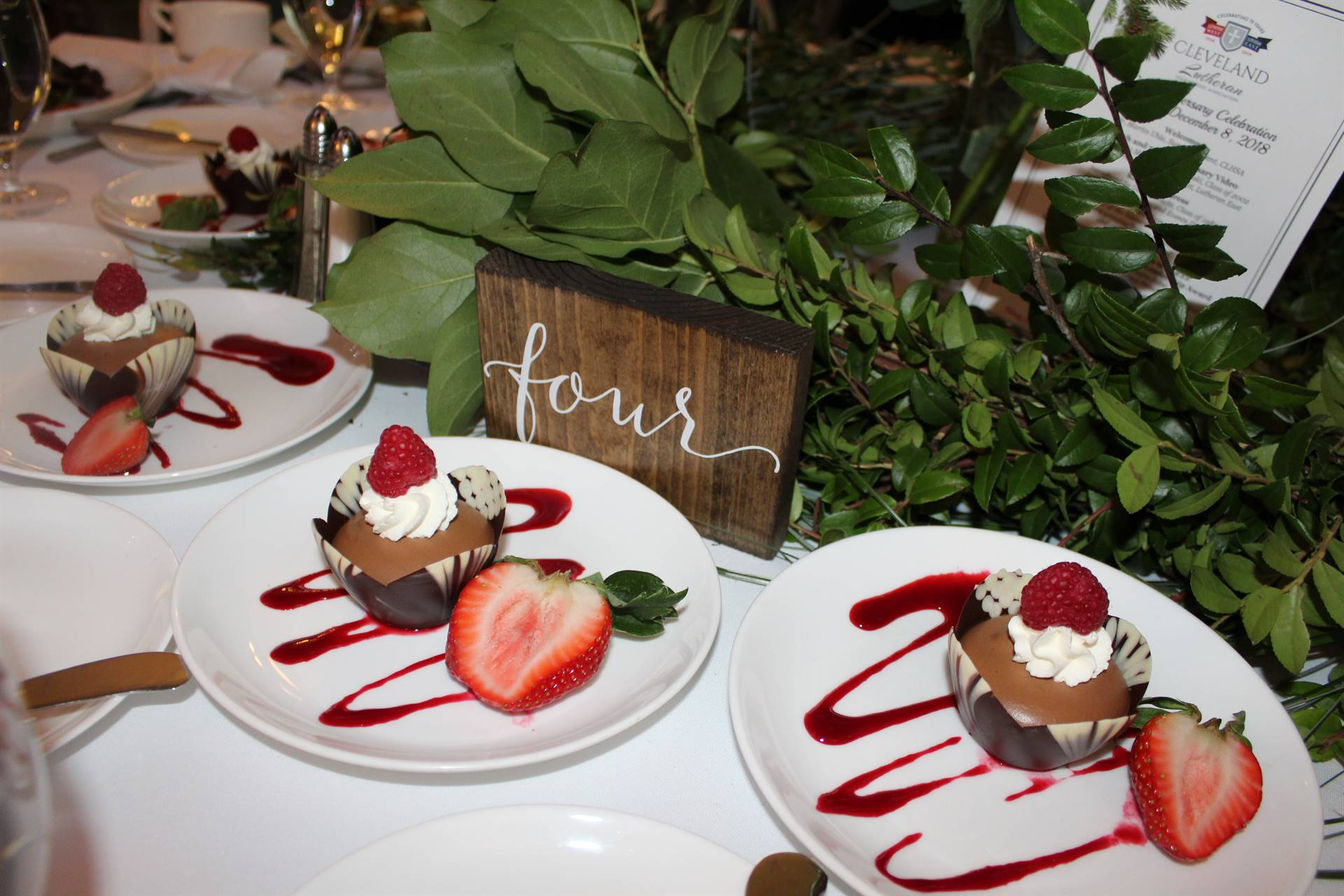 Dessert-Table-Number