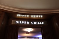 Silver-Grille